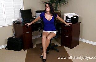 O gerente e a mulher assistir vídeo pornô de coroas culpada