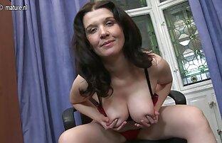 O cu da Rose pornos com coroas brasileiras Red Tyrell é sexo áspero e amarrado com diversão BDSM.